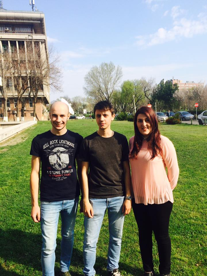 Anghel Daniel, Petre Mihai, Cioroba Raluca-Ioana