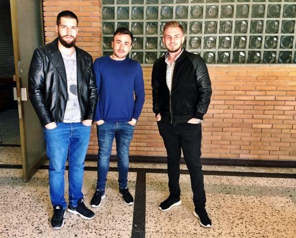 Cîmpeanu George, Codrut Radu, Mihalea Alin