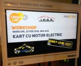 Workshop Kart Low Cost