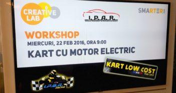 Workshop Kart Low Cost