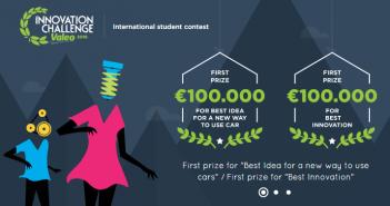 Valeo Innovation Challenge 2016